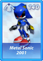 Card 140 (Sonic Rivals)
