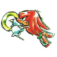 Chaotix Knuckles Manual 2