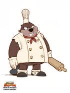 Cheff woody