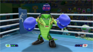 Mario & Sonic at the Rio 2016 Olympic Games - Vector Boxing