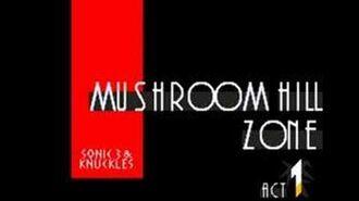 S&K StH3&K Music Mushroom Hill Zone Act 1