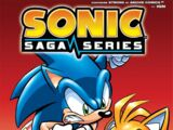 Sonic Saga Series Volume 4: House of Cards