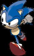 Sega3DClassics Sonic