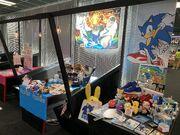 SegaJapanFanMeeting2019 SonicDisplay