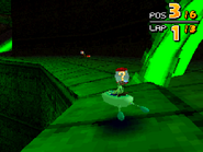 Sewer Scrapes DS 16