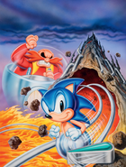 SonicSpinball US CoverArt