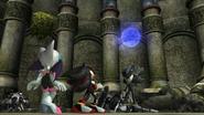 Sonic 06 Shadow Story Mephiles Intro Scene