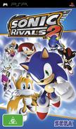 Sonic Rivals 2 AU
