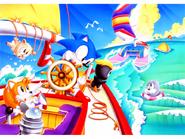 Sonic Screen Saver 33