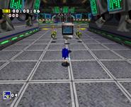 Sonic in Twinkle Park 1