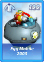 Card 122 (Sonic Rivals)