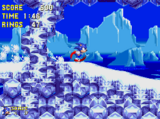 IceCap Zone (Sonic the Hedgehog 3)