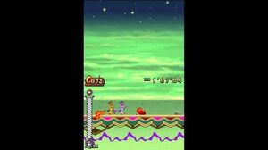 DesMuMe - Sonic Rush Adventure Sky Babylon, Blaze - Act 1