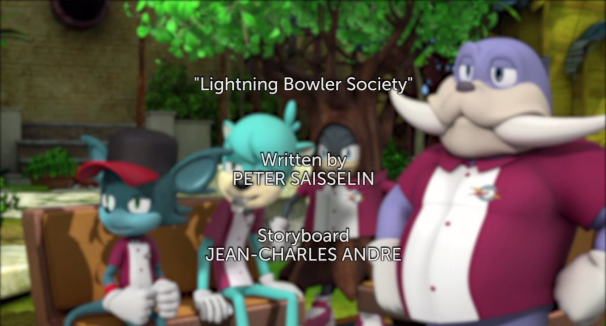 Lightning Bowler Society TC