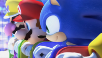 Mario & Sonic at the Olympic Winter Games - Opening - Screenshot 10