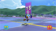 Mario & Sonic at the Rio 2016 Olympic Games - Tails Duel Rugby Sevens