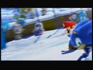 Mario & Sonic in action
