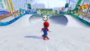 Mario Sonic Olympic Winter Games Gameplay 035