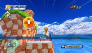 Mario Sonic Olympic Winter Games Gameplay 212