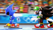 Mario Sonic Olympic Winter Games Opening 59