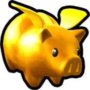 RC Golden Piggy