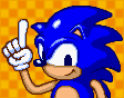 Segasonic sonic credits icon