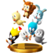 Smash 4 Wii U Trophy 05