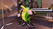Sonic Generations Vector Modern Challenge 01
