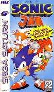 Sonic Jam USA Cover