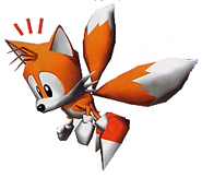 Sonic R Tails 2
