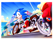 Sonic Screen Saver 30