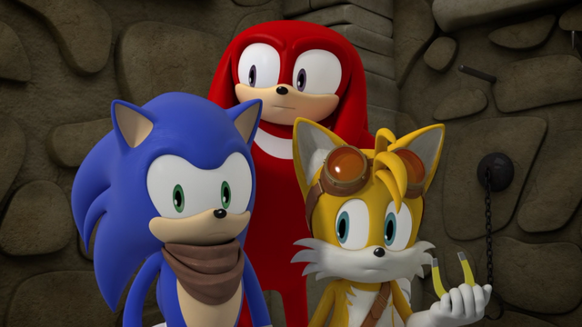 File:Sonic Tails Knuckles looking.png