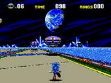 Specjalny poziom (Sonic the Hedgehog CD)