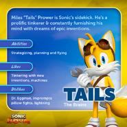 Tails (Sonic Boom) profile