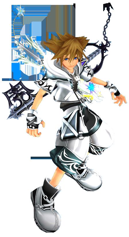 Imagen para el perfil de Sora Keyblade Master
