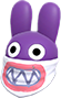 Mario Sonic Rio Nabbit Icon