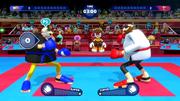 Mario Sonic Tokyo Gameplay 087
