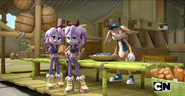 Perci Staci and Fennec Male
