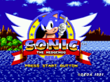 Sonic the Hedgehog (1991)/Glitches