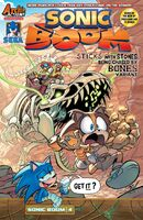 Archie Sonic Boom Issue 04