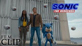 SONIC THE HEDGEHOG Its Time to Push Buttons Official Film Clip