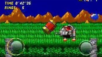 Sonic 2 - Boss Attack 3 56