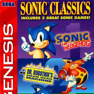 Sega Mega Drive Sonic News Network Fandom