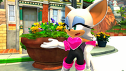 Sonic Generations Rouge Reaction Classic