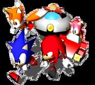 Sonic R cast 1