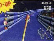 Sonic R prototyp 2