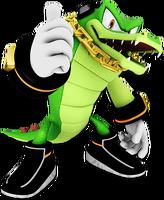 Vector the Crocodile