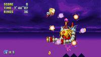 Egg Reverie Super Sonic vs Heavy King