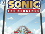 IDW Sonic the Hedgehog Issue 7