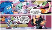 IDW 28 Sonic i Whisper